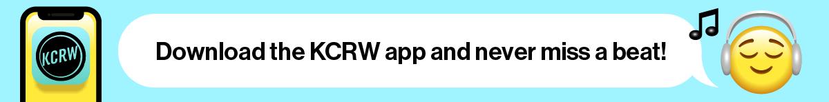 KCRW app